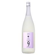 御前酒 9NINE ナイン しぼりたて ホワイトボトル