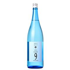 御前酒 9NINE 夏の生酒 ブルーボトル