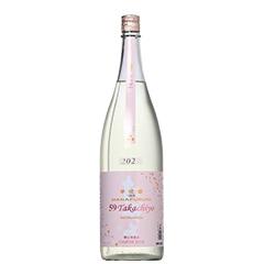 takachiyo 59 純米吟醸 華吹雪 ライトピンク
