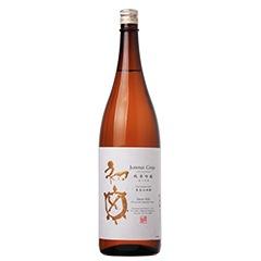 初亀 純米吟醸 東条山田錦