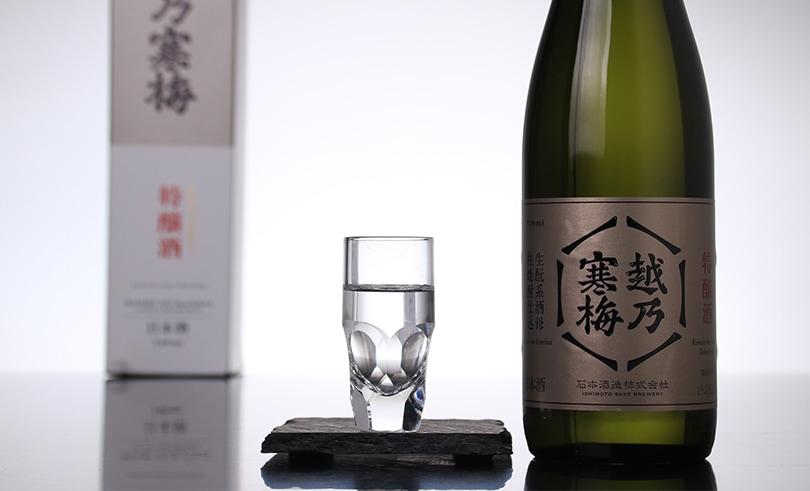 越乃寒梅 特醸酒 720ml(箱入)