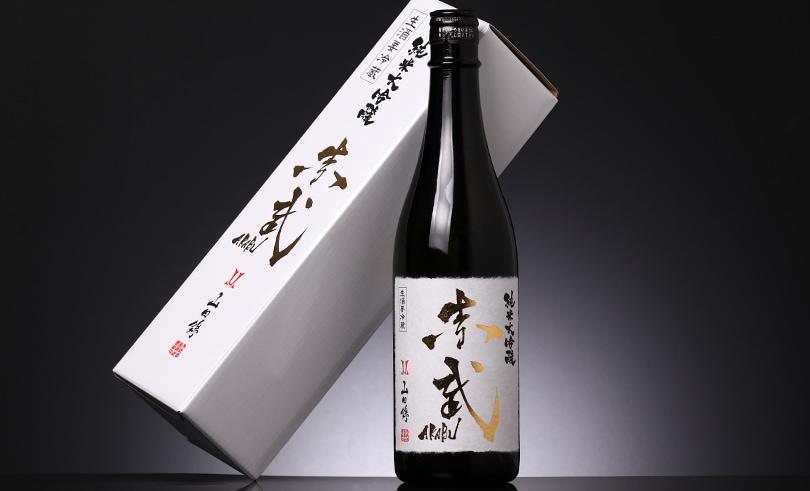 赤武 純米大吟醸 山田錦 生酒