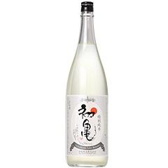 初亀 特別純米 かすみさけ 生酒