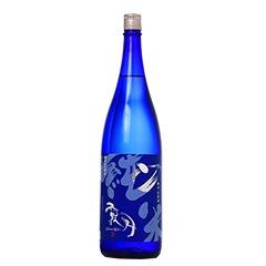 蓬莱泉 純米酒 霞月 生原酒