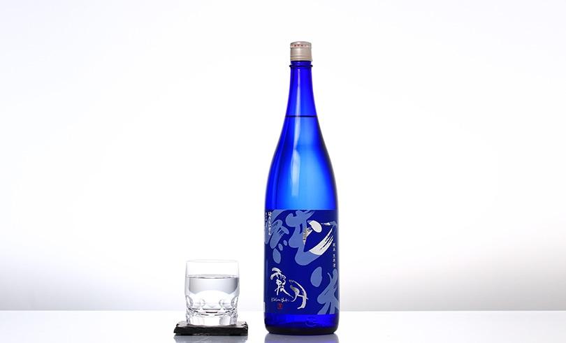 蓬莱泉 純米 霞月 生原酒