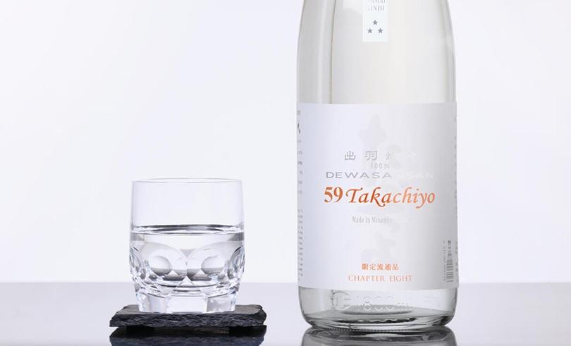 Takachiyo 59(極) 純米吟醸 出羽燦々