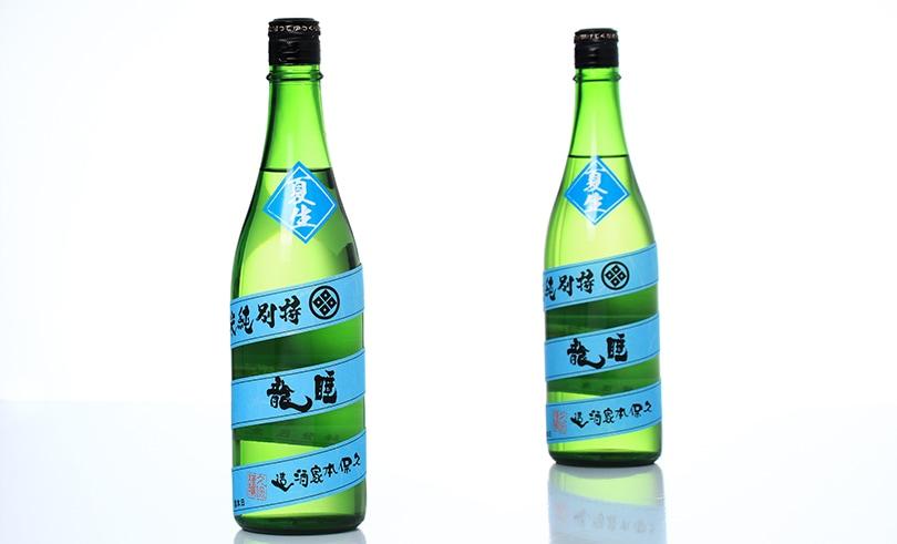 睡龍 夏生 特別純米 720m