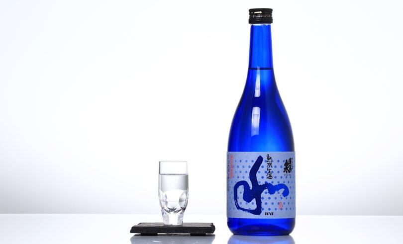 蓬莱泉 純米吟醸 和 熟成生酒 微炭酸 720ml