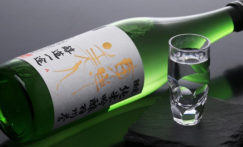 東洋美人 限定純米吟醸 醇道一途 羽州誉