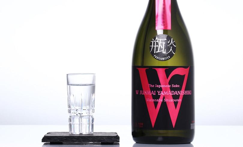 W(ダブリュー) 純米 山田錦 火入