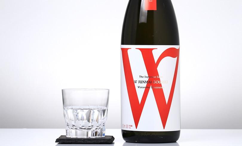 W 強力50 生原酒