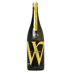 W(ダブリュー) 亀の尾 生原酒