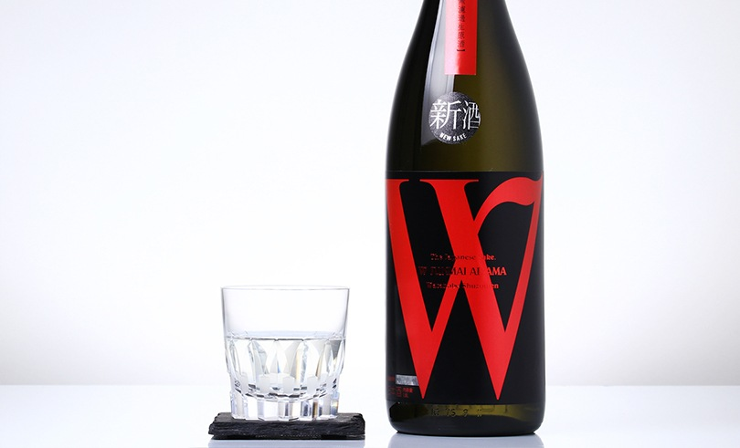 W(ダブリュー) 愛山 生原酒