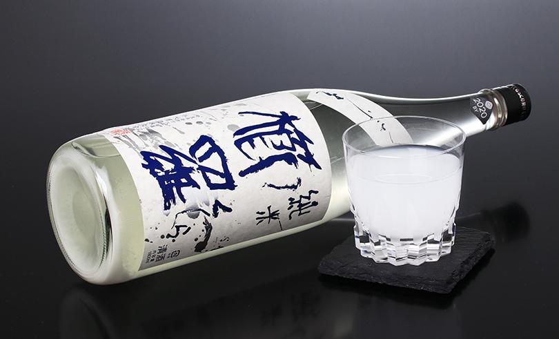 櫛羅 純米 無濾過生酒 にごりざけ