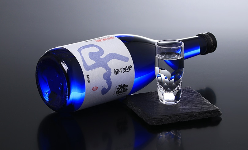 蓬莱泉 熟成生酒 和