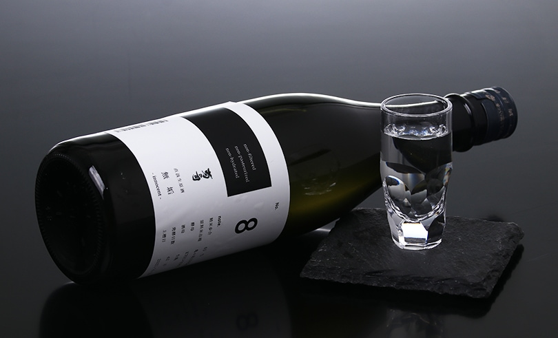 菊の司 直汲生原酒 無垢 No.8