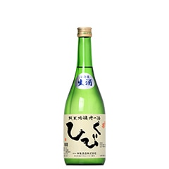 神亀 2020BY ひこ孫純米吟醸 ふな口 ひびく