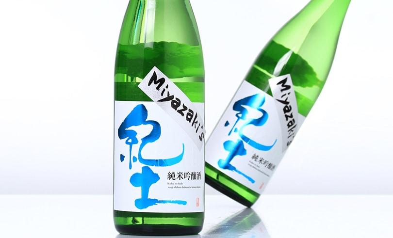 紀土 Miyazaki's 純米吟醸 雄町 生