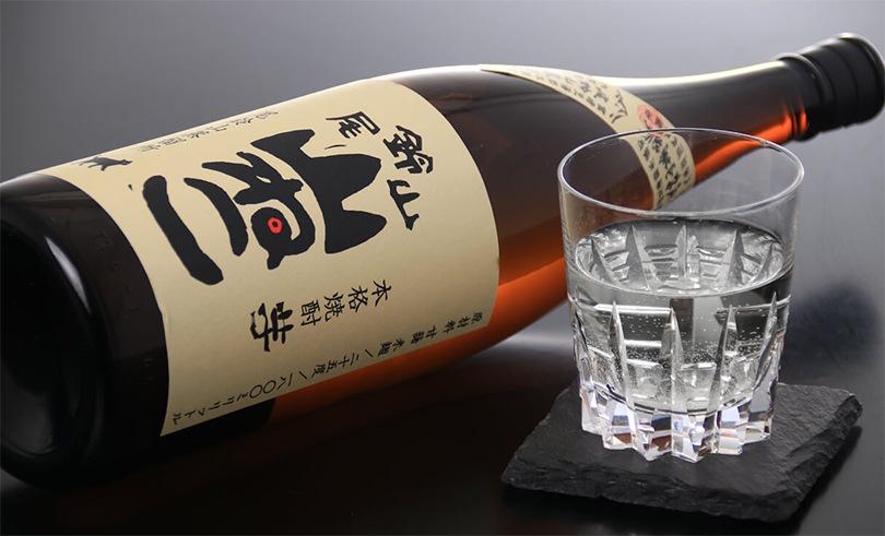 山ねこ 芋焼酎 1.8L   尾鈴山蒸留所   -酒やの鍵本