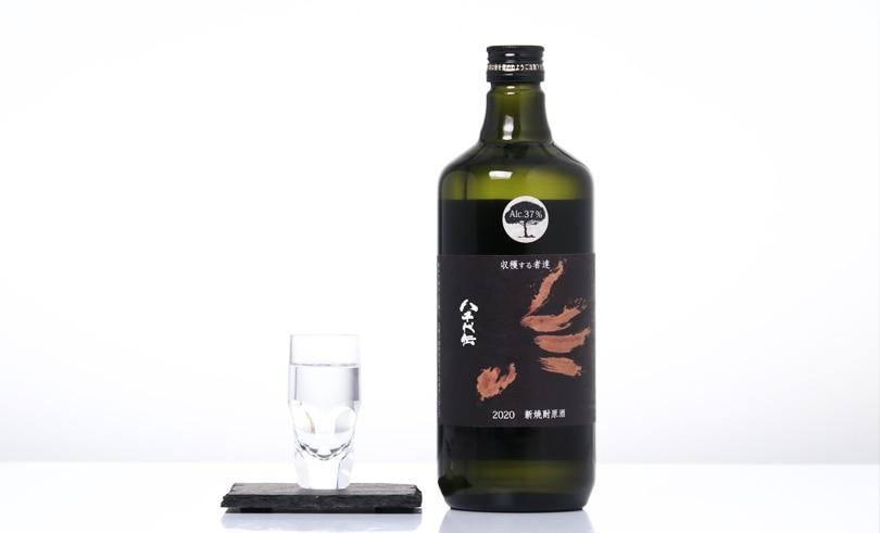 八千代伝 黒麹 Harvester原酒