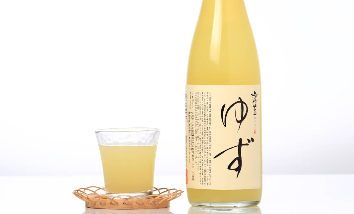鳳凰美田 ゆず酒 500ml
