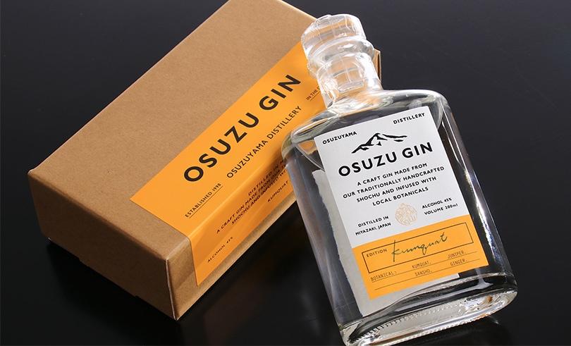 OSUZU GIN Kumquat(金柑) 200mlN