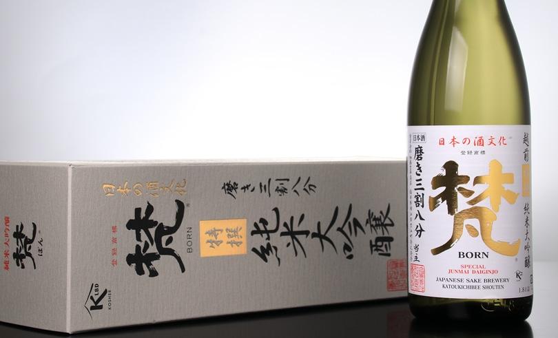 梵 特撰 純米大吟醸 1.8L