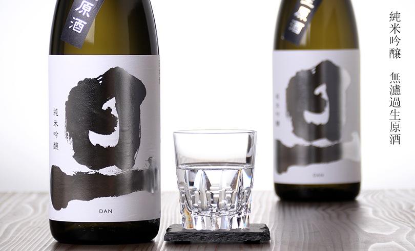 旦 純米吟醸 無濾過生原酒 1.8L