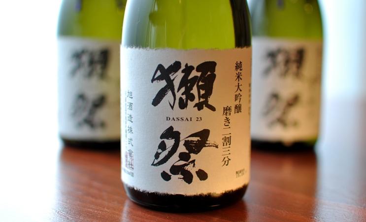 獺祭 純米大吟醸 磨き二割三分 720ml (箱なし)