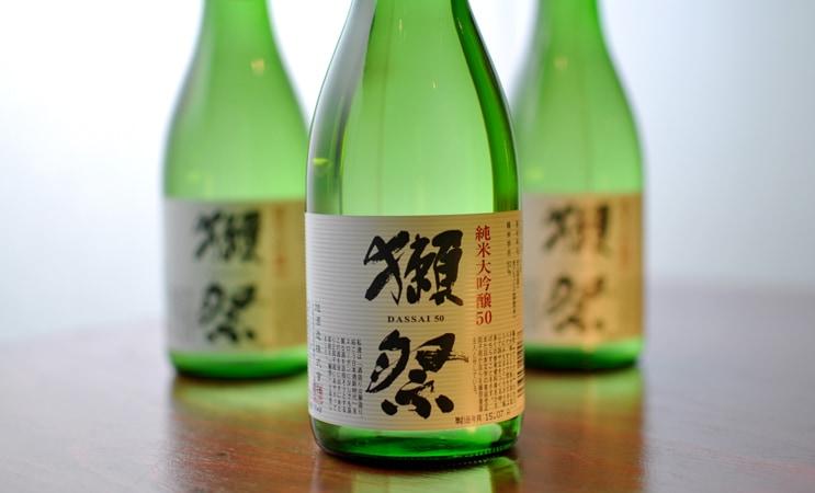 獺祭 純米大吟醸 50 (箱なし) 720ml