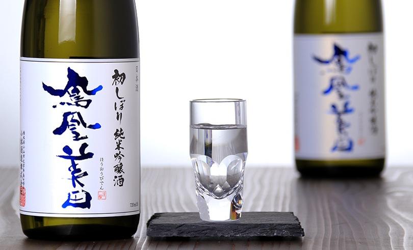 鳳凰美田 初しぼり純米吟醸 720ml