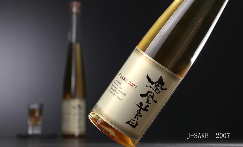 鳳凰美田 J-SAKE 2007 500ml 38℃