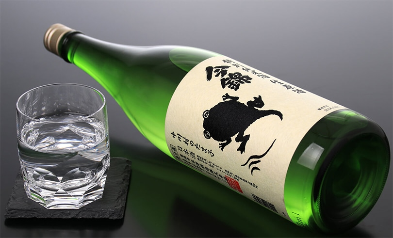 今錦 特別純米酒 中川村のたま子  無濾過生原酒