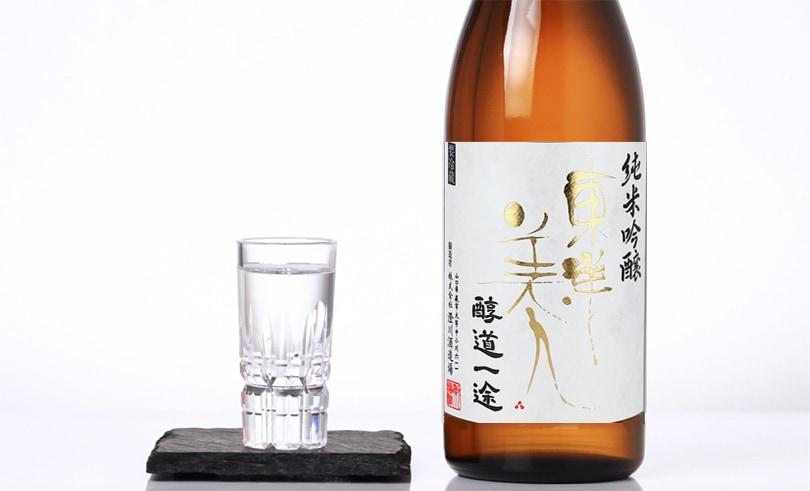 東洋美人 限定純米吟醸 醇道一途 山田錦