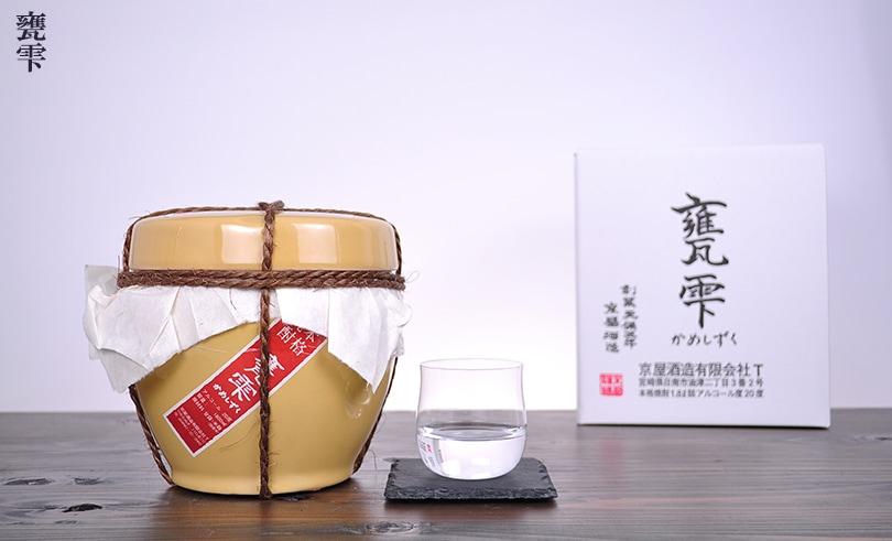 甕雫(箱入) 1.8L