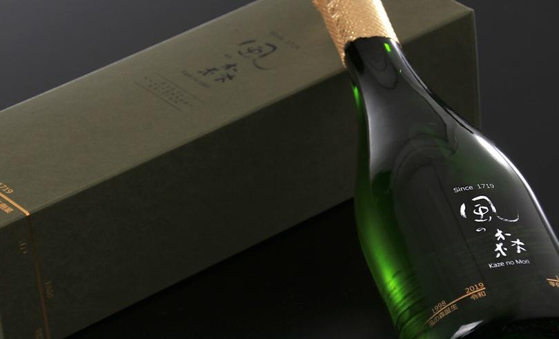 風の森 純米大吟醸 300周年記念酒