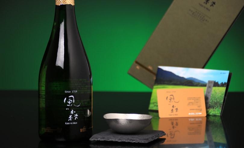 風の森 純米大吟醸 笊籬採り 300周年記念酒