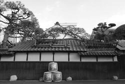 風の森(油長酒造)酒蔵