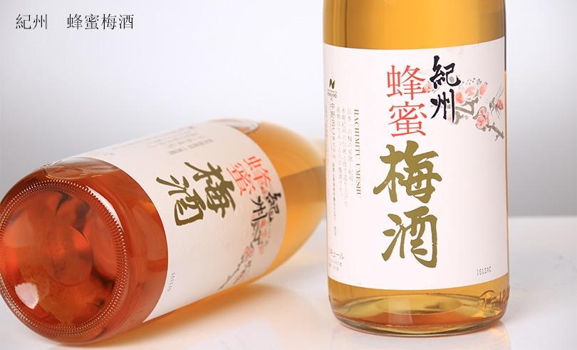 紀州 蜂蜜梅酒 1.8L