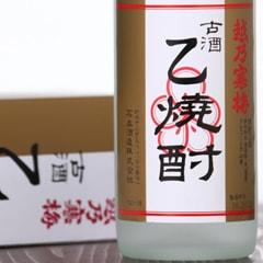 越乃寒梅 乙焼酎 単式蒸溜焼酎