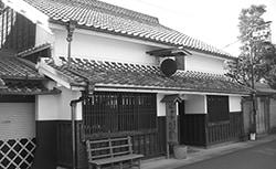 久礼(西岡酒造店)酒蔵