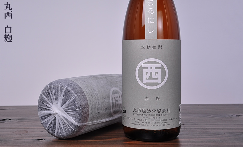 丸西 白麹 1.8L