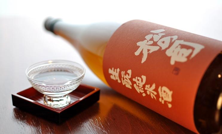 松の司 生もと純米 1.8L