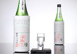 三重錦 純米大吟醸 山田錦 経過簿ラベル