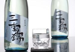 三重錦 涼純 純米