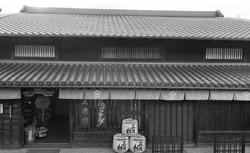 みむろ杉(今西酒造)酒蔵