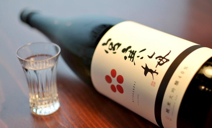 宮寒梅 純米大吟醸 40% 1.8L