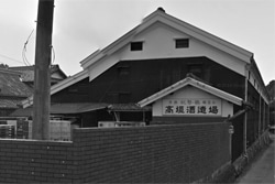高垣酒造(龍神丸) 酒蔵