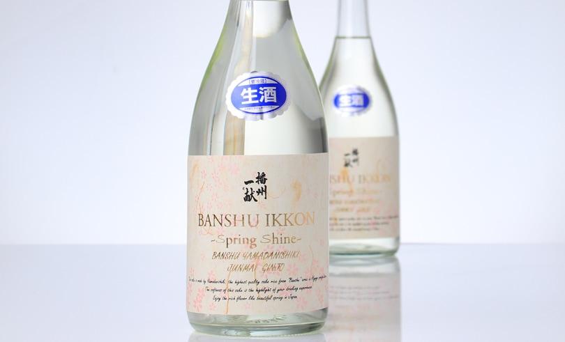 播州一献  純米吟醸 SPRING WIND