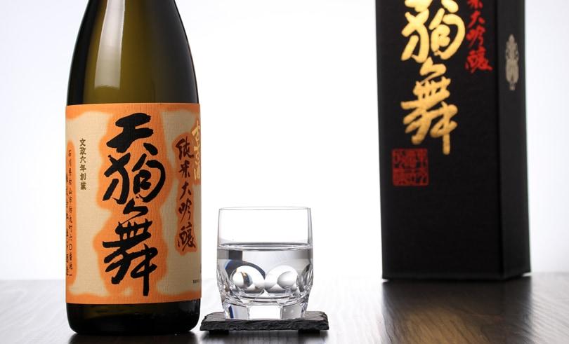 天狗舞 古古酒純米大吟醸(箱入) 1.8L